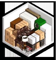 10' x 10' Storage Unit