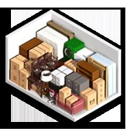 10' x 15' Storage Unit
