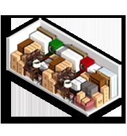 10' x 25' Storage Unit