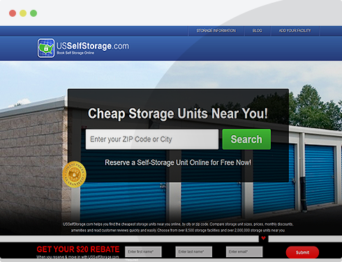 Self Storage Marketing Get New Customers Fill Vacant Units