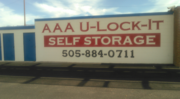 AAA U Lock It Self Storage - 3131 Candelaria Road NE Albuquerque, NM 87107