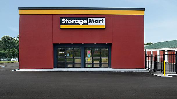 Merveilleux StorageMart   Blue Springs, MO 64015