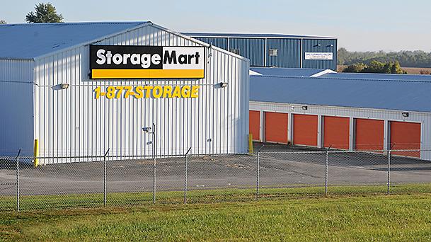 Storage Mart In Lee S Summit Mo Near E Us Highway 50