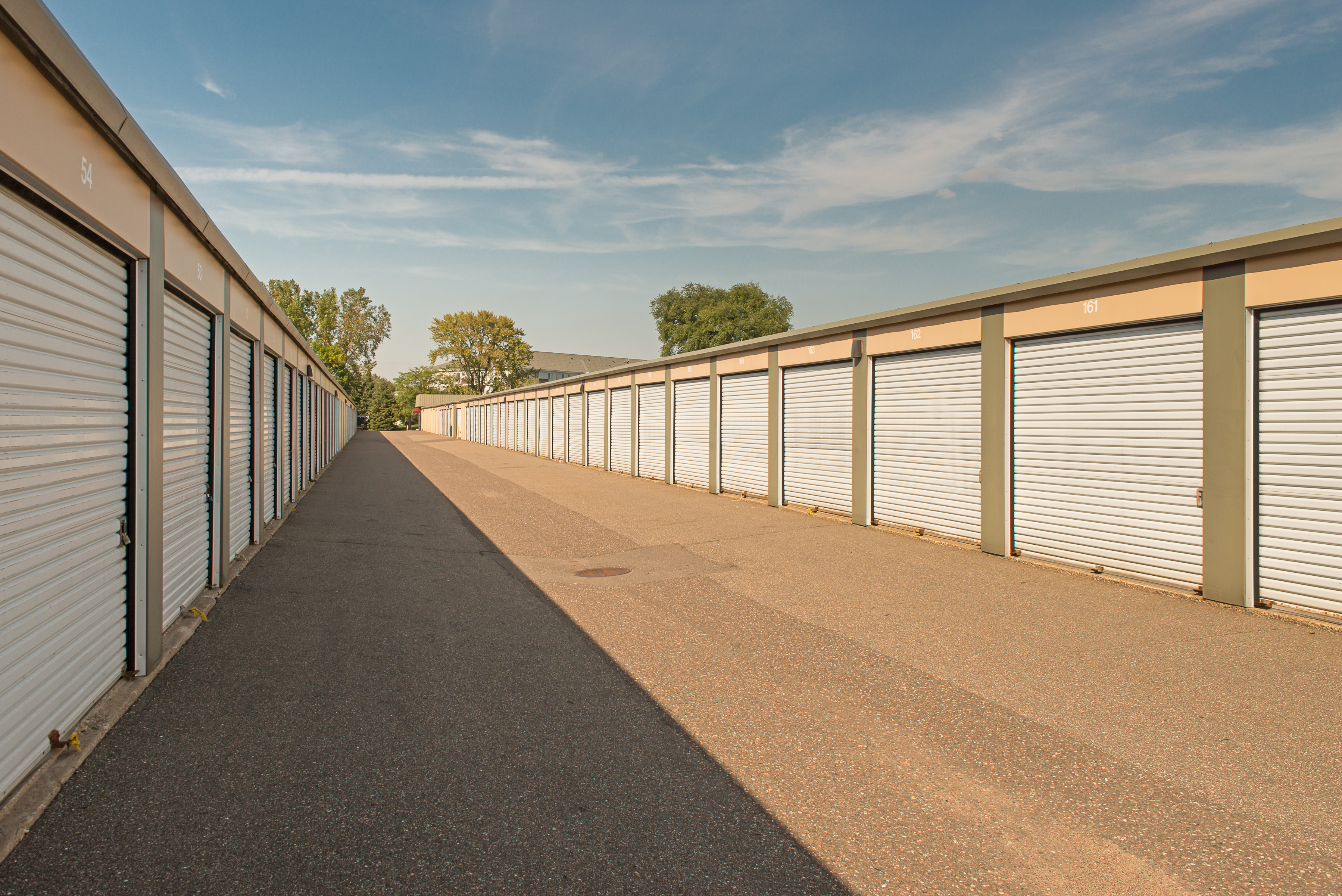 Able Storage In Maplewood Mn Near Gervais Court