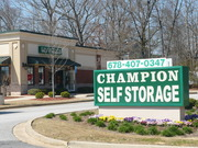 Champion Self Storage - 2415 Loganville Hwy SW Grayson, GA 30017