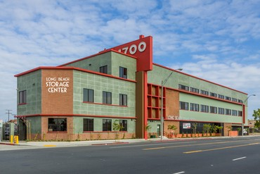 Long Beach Storage Center - 1700 Santa Fe Avenue Long Beach, CA 90813