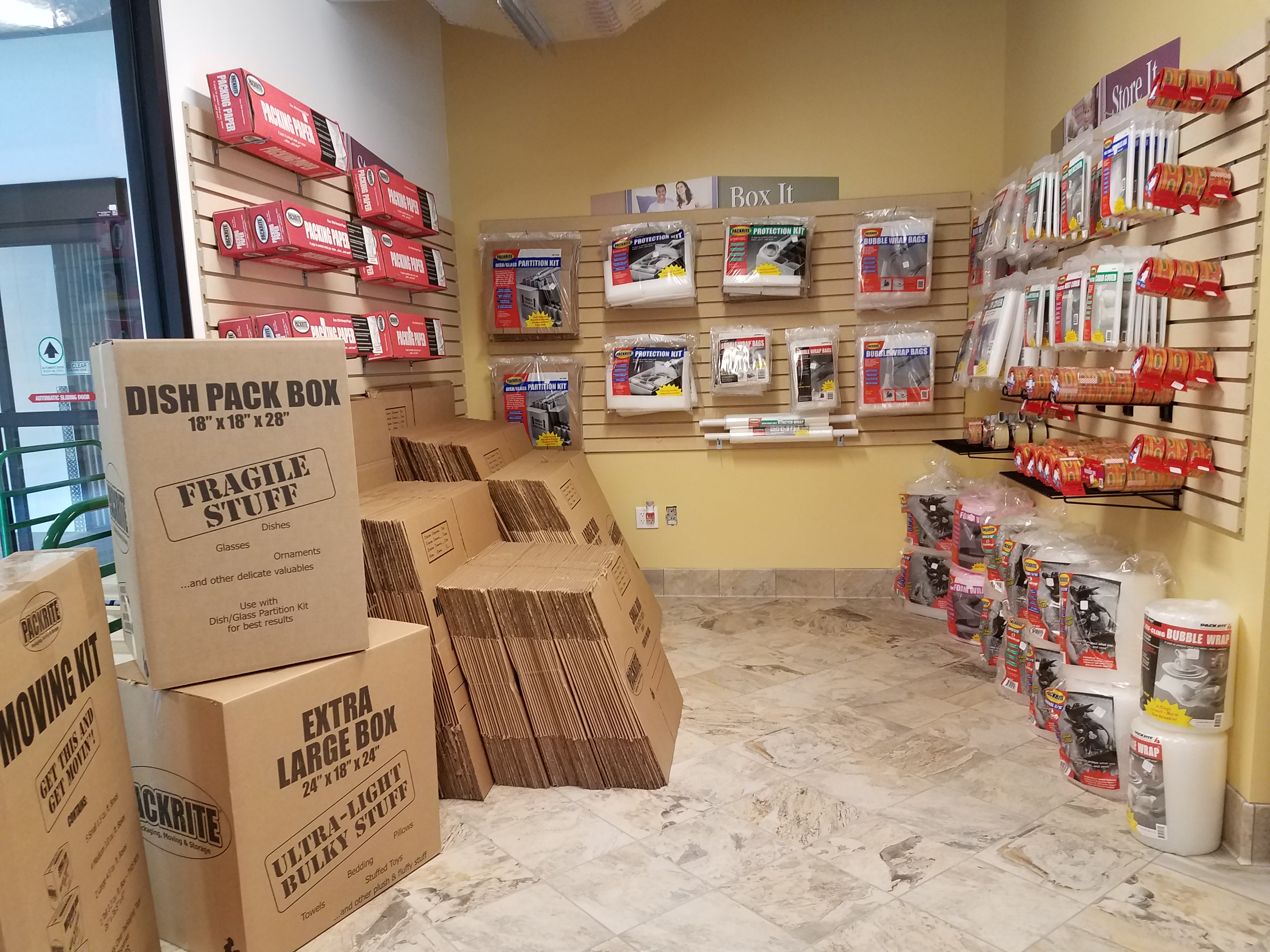 Seminole And Heights Self Storage Tampa Fl 33603