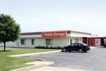 Public Storage - 615 E Boughton Road Bolingbrook, IL 60440
