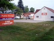 Public Storage - 1901 E West Maple Rd Walled Lake, MI 48390