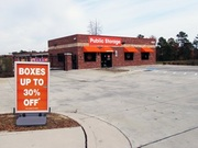 Public Storage - 4121 Commodity Pkwy Raleigh, NC 27610