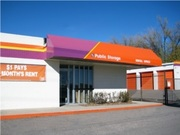 Public Storage - 210 Mount View Lane Colorado Springs, CO 80907