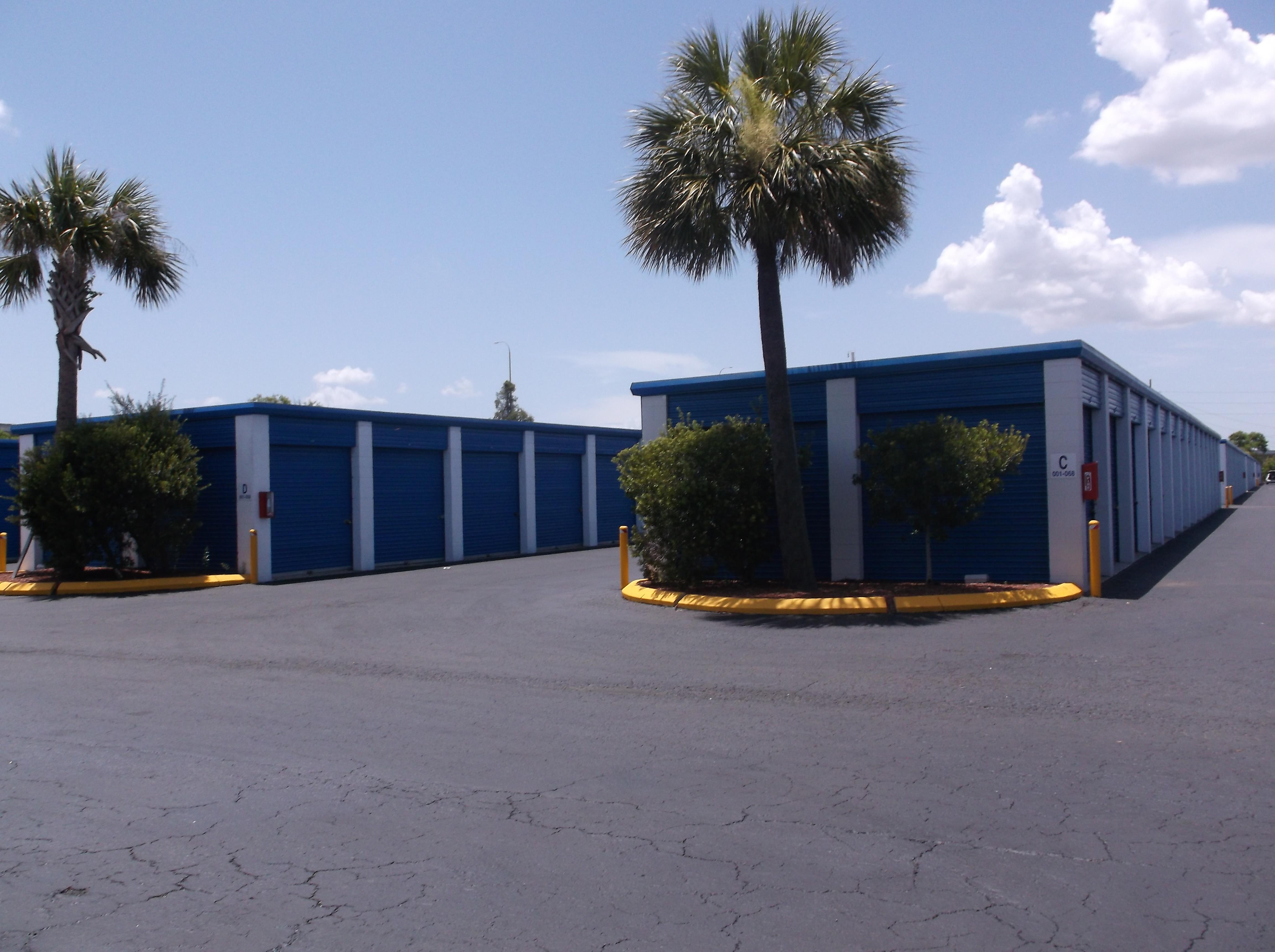 Sentry Self Storage In Tampa Fl Near E Adamo Dr