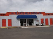 AAA Platte Self Storage and Uhaul - 4510 Edison Ave Colorado Springs, CO 80915