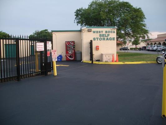 West Boca Self Storage Near 9868 Sandalfoot Blvd Boca
