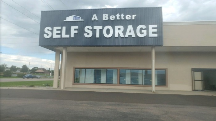 A Better Self Storage Mission Trace Near 3073 S Academy