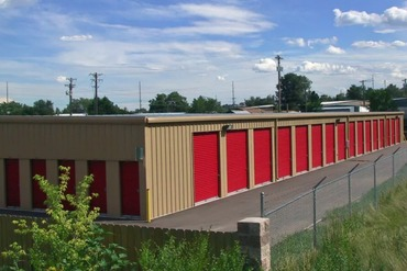 A Better Self Storage West - 2755 Ore Mill Rd Colorado Springs , CO 80904