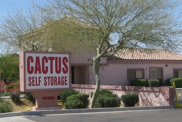 Cactus Self Storage - 12160 N 59th Ave Glendale, AZ 85304