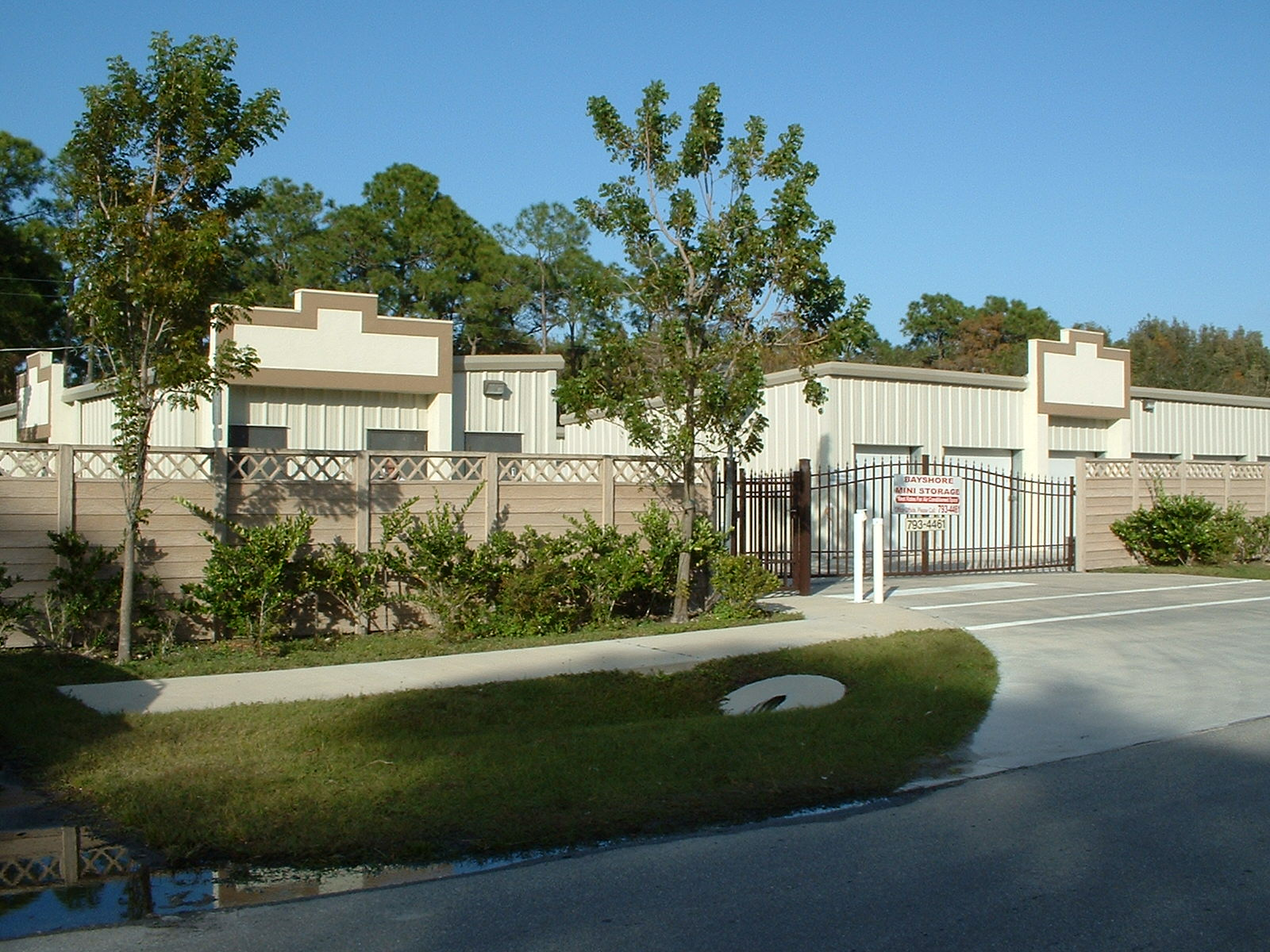 Bayshore Mini Storage In Naples Fl Near Van Buren Ave