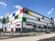 CubeSmart Self Storage - 812 Nw 1st St Fort Lauderdale, FL 33311