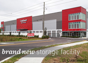 CubeSmart Self Storage - 16900 State Road 54 Lutz, FL 33558