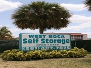 West Boca Self Storage - 9868 Sandalfoot Blvd Boca Raton, FL 33428
