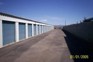 Alpha Self Storage - 420 S 7th St Cottonwood, AZ 86326