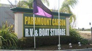 Paramount Carson RV & Boat Storage - Self-Storage Unit in Lakewood, CA