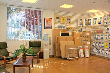 My Self Storage Space  WC   901 W. Service Avenue West Covina, CA
