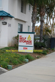 My Self Storage Space - Orange - Self-Storage Unit in Orange, CA