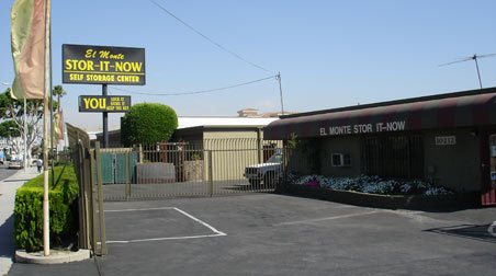 El Monte Stor It Now   El Monte, CA 91731