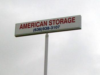 Merveilleux American Storage   Eureka, MO 63025