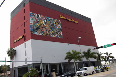 StorageMart - 640 SW 2nd Ave Miami, FL 33130