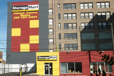 StorageMart - 1015 N Halsted St Chicago, IL 60642