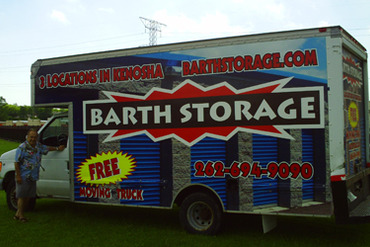 Barth Storage - 7803 60 AVE Kenosha, WI 53142