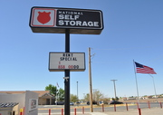 National Self Storage - ELP9 - Self-Storage Unit in El Paso, TX