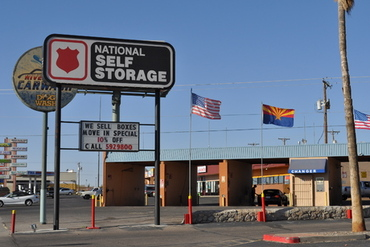 National Self Storage - ELP7 - 2900 Lee Trevino El Paso, TX 79936