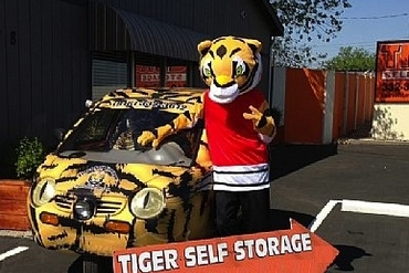 Tiger Self Storage #1 - 2718 Q Street North Highlands, CA 95660