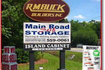 Main Road Self Storage   Johns Island   950 Main Road Johns Island, SC 29455