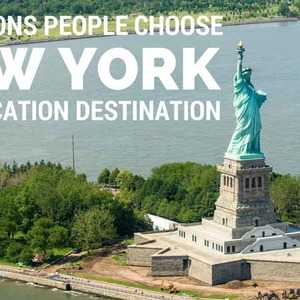 10 Reasons People Choose New York as a Vacation Destination