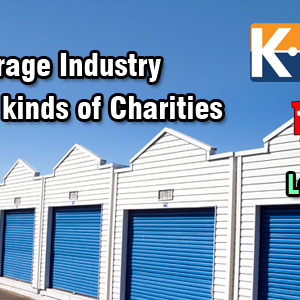 Charities - Self Storage Facilities Give Back