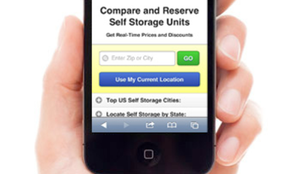 Creating a Mobile Website for Your Self Storage Facility