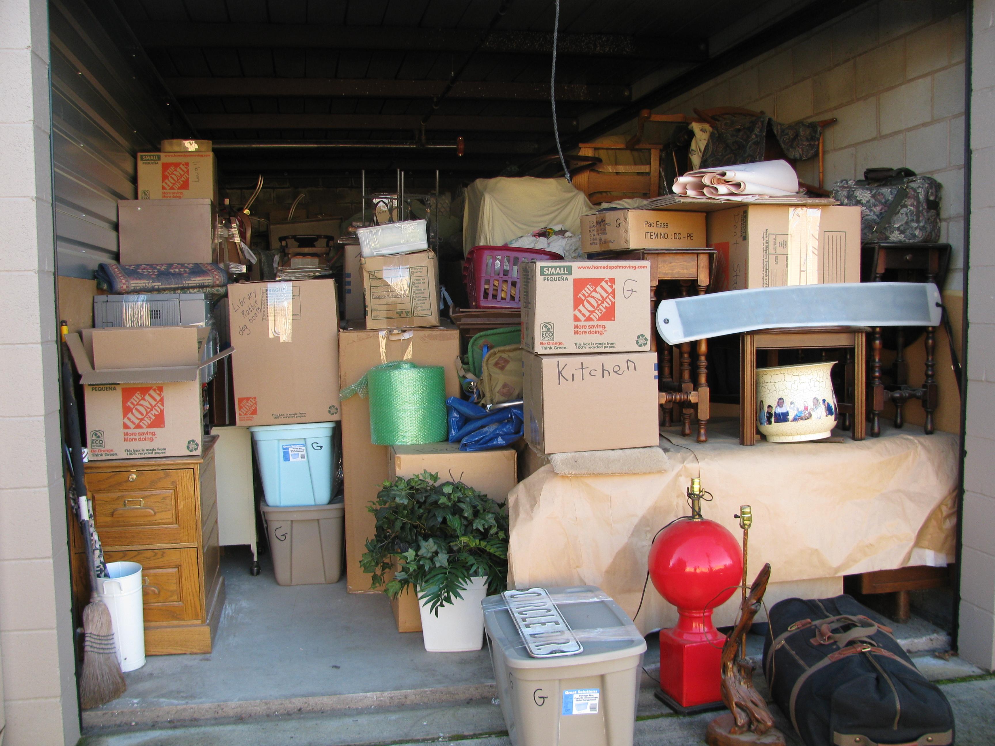 How To Maximize Your Self Storage Space Usselfstorage Blog