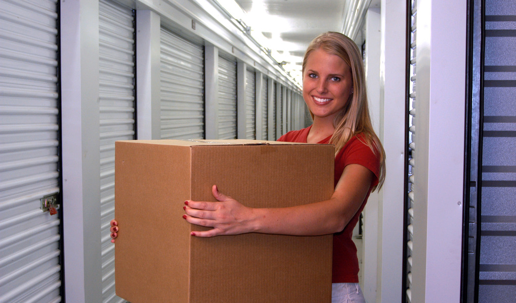 Go Shopping … In Your Self Storage