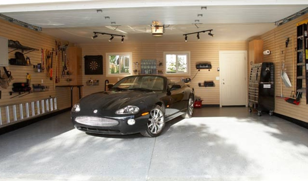 How well do you utilize your garage?