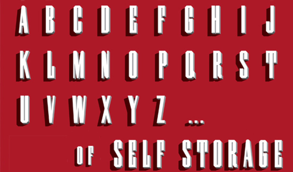The ABC's of Self Storage Please …