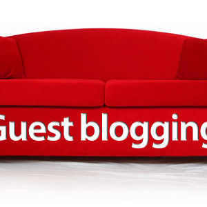 Guest Blogging Over? Not Quite...