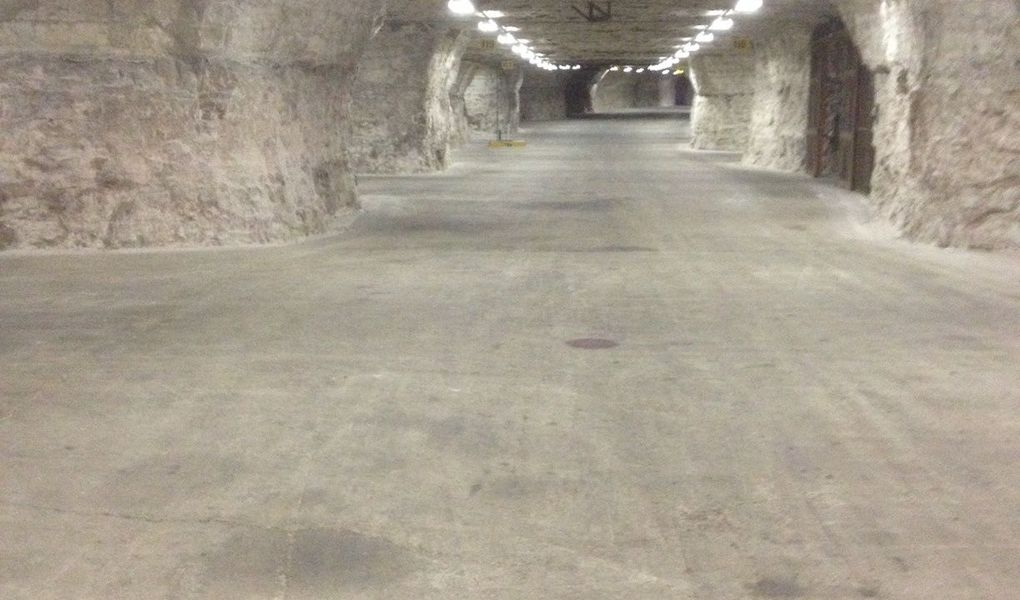 Self Storage Heads Underground with Citadel Caverns