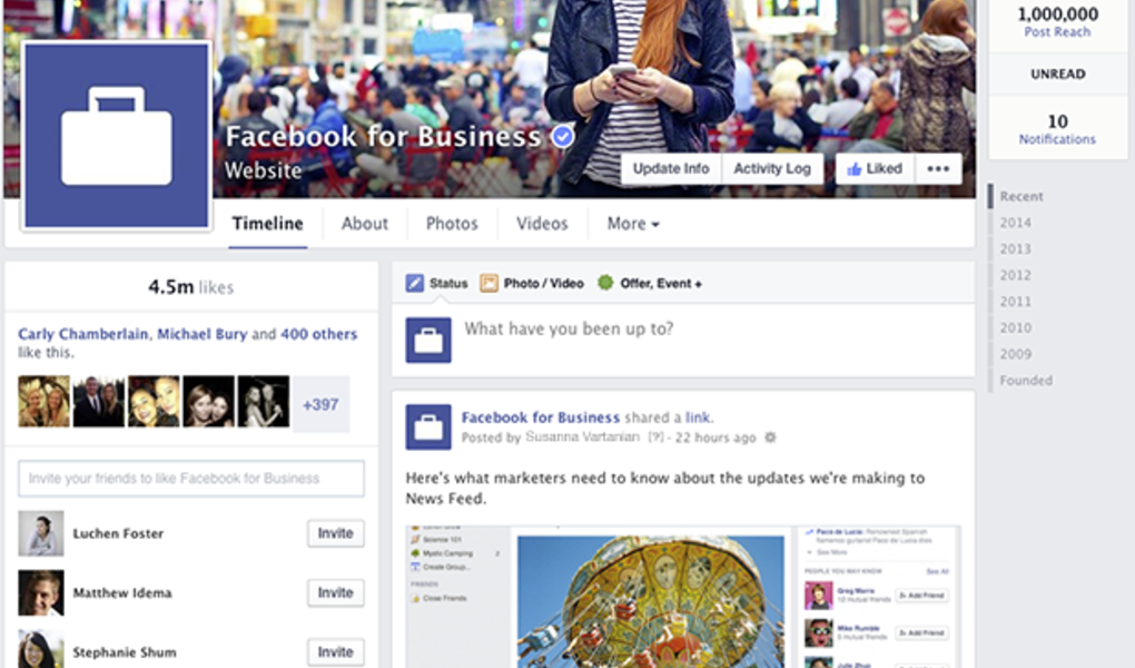 Everything You Need To Know About Facebook's New Design for Pages