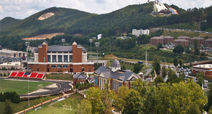 Liberty University - usselfstoragelocator.com