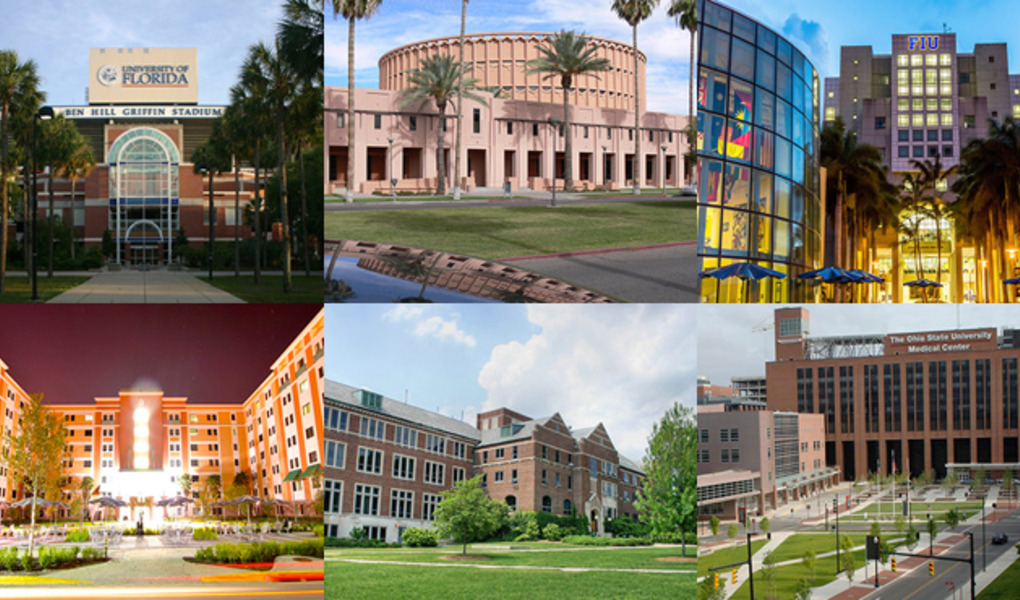 10 Largest Public University in the United States